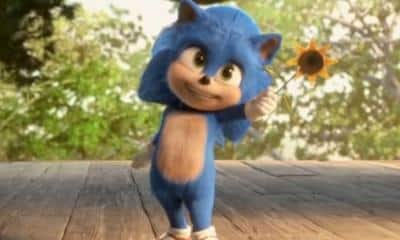 Baby Sonic Sonic The Hedgehog