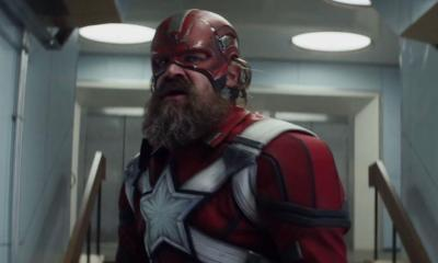 Black Widow Red Guardian David Harbour