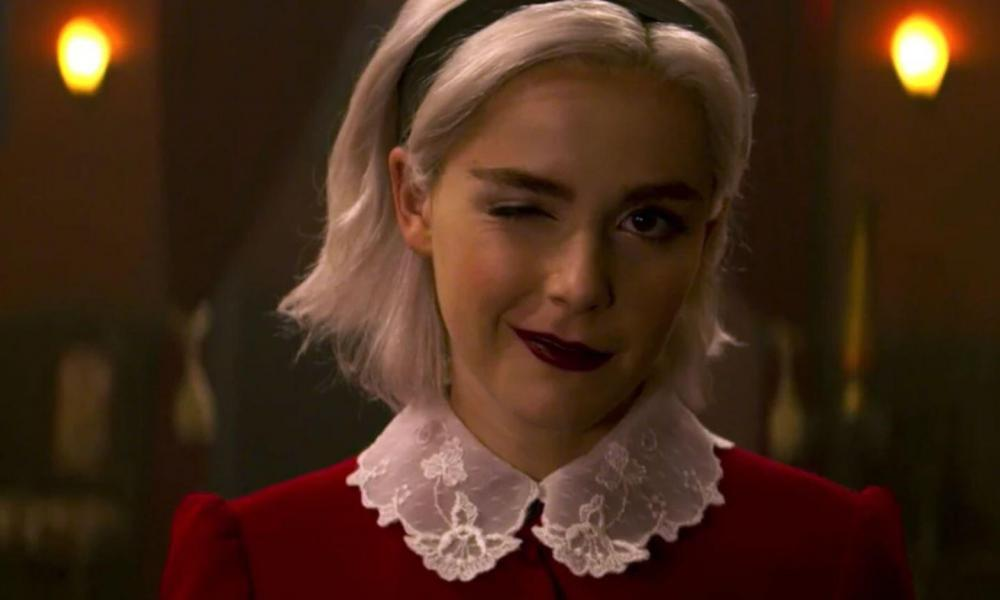 39 chilling adventures of sabrina 39 season 3 teaser reveals. Black Bedroom Furniture Sets. Home Design Ideas