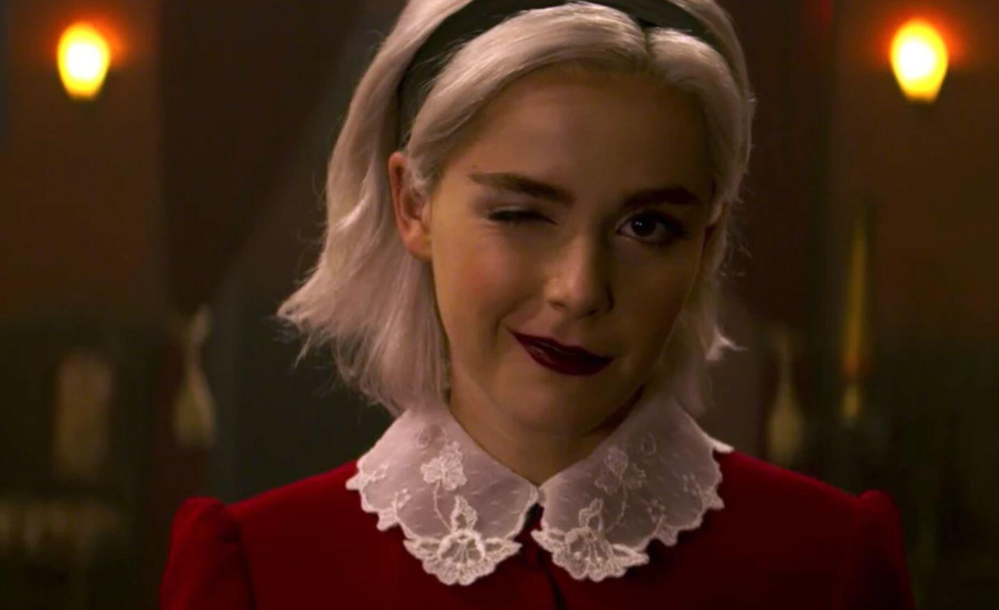 Chilling Adventures Of Sabrina Season 3