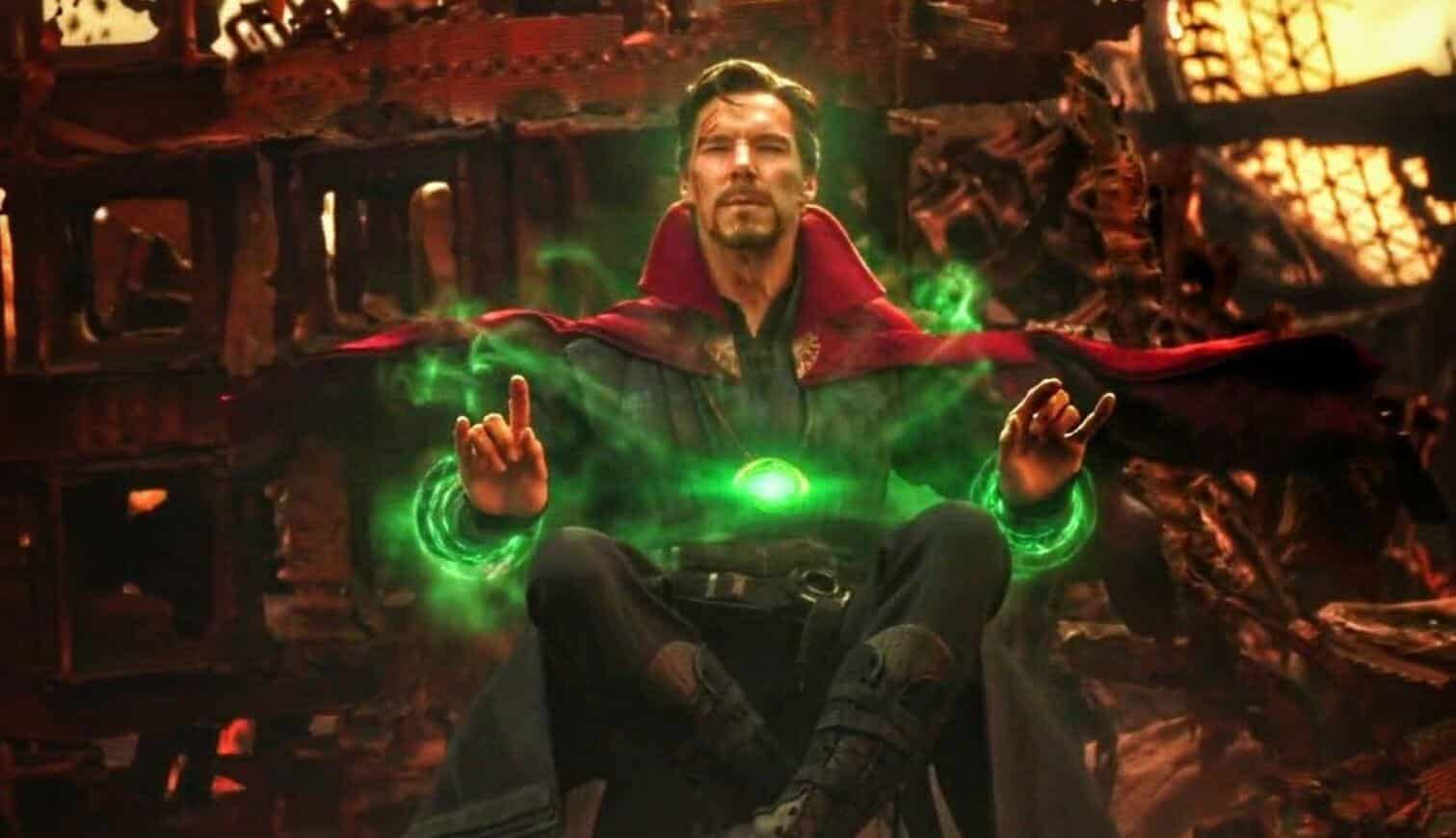 Theory Suggests 'Doctor Strange In The Multiverse Of Madness' Has ...