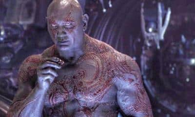 Drax Invisible