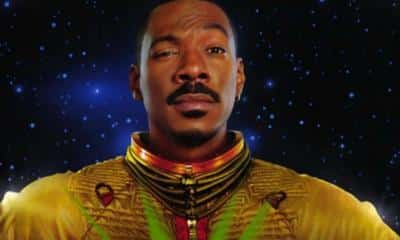 Eddie Murphy Superhero Movie