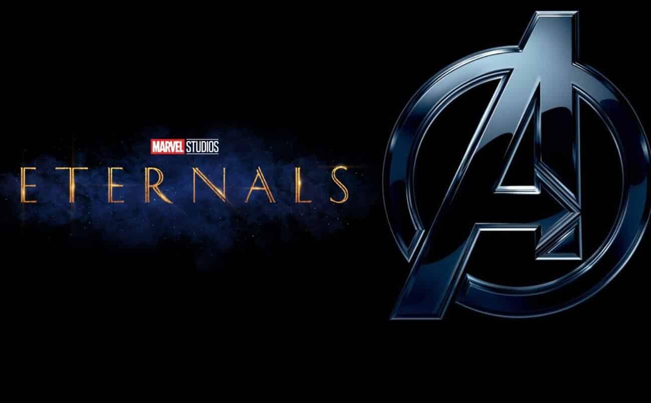 Eternals Avengers Marvel