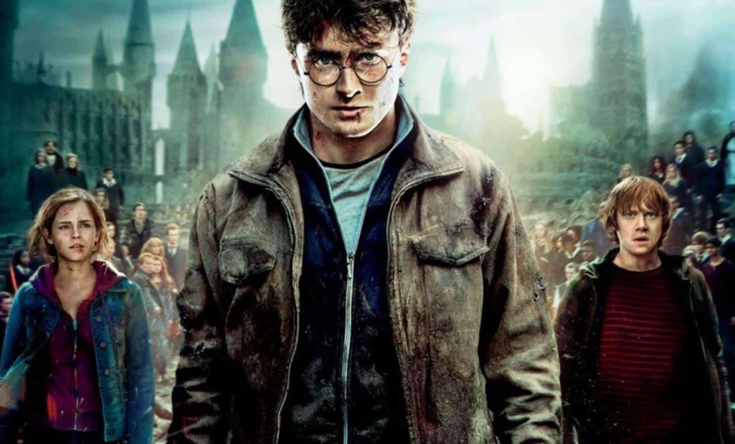 J.K. Rowling Harry Potter