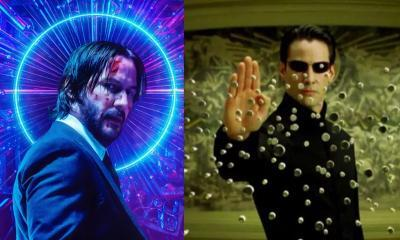 John Wick 4 The Matrix 4