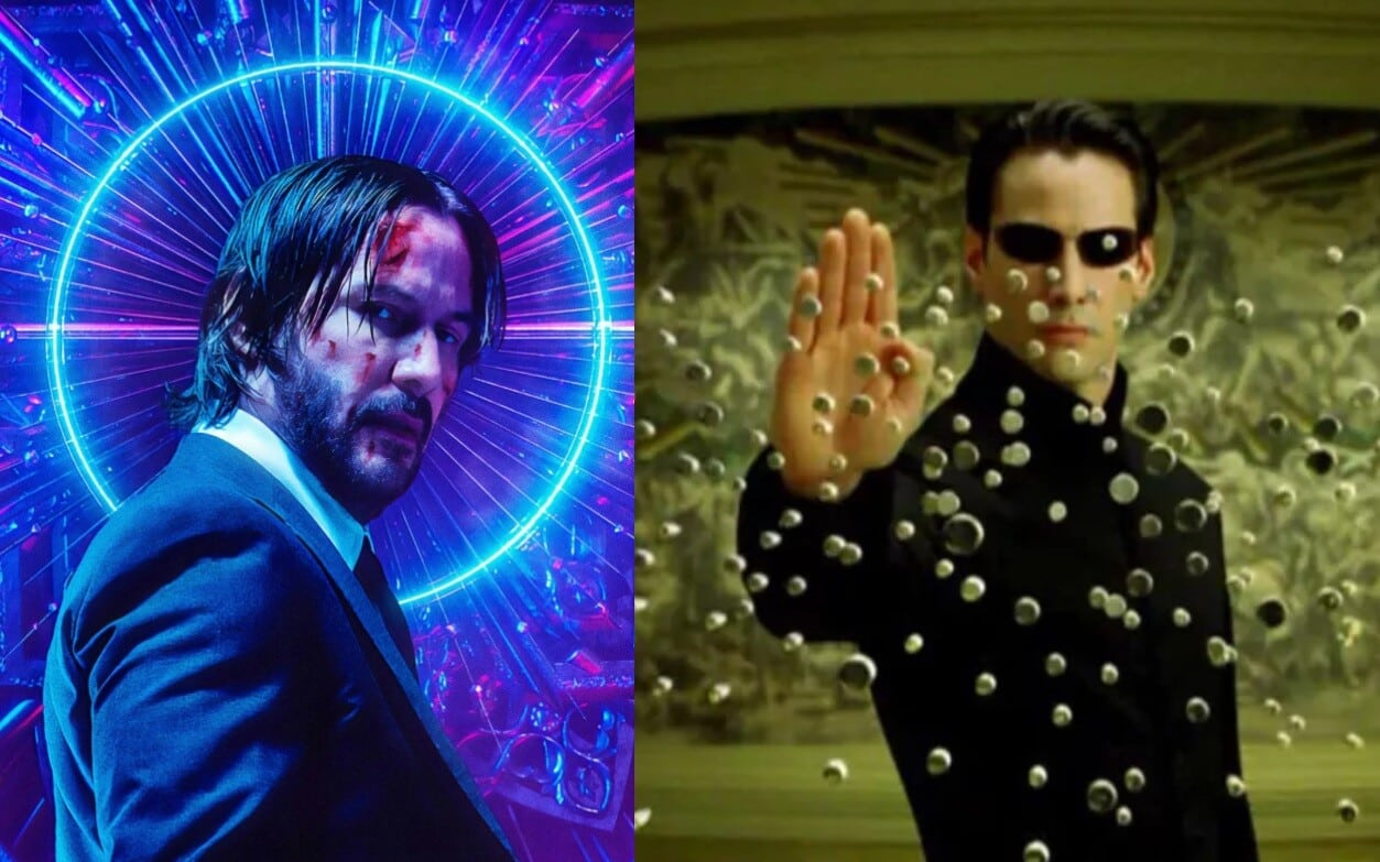 John Wick 4 The Matrix 4