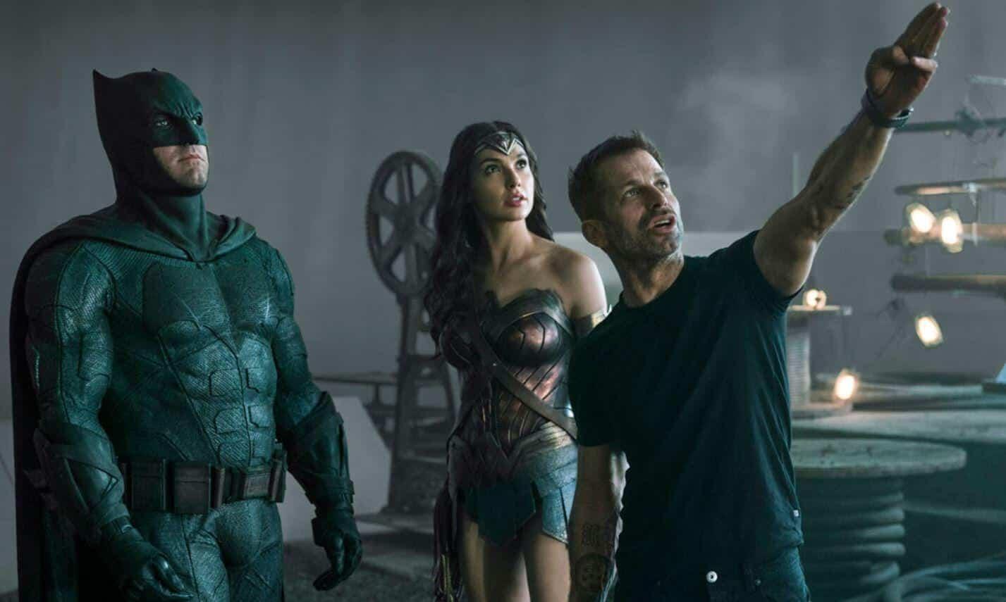 Justice League Snyder Cut Zack Snyder