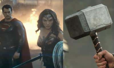 Mjolnir Superman Wonder Woman
