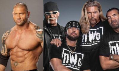 NWO Batista WWE Hall of Fame