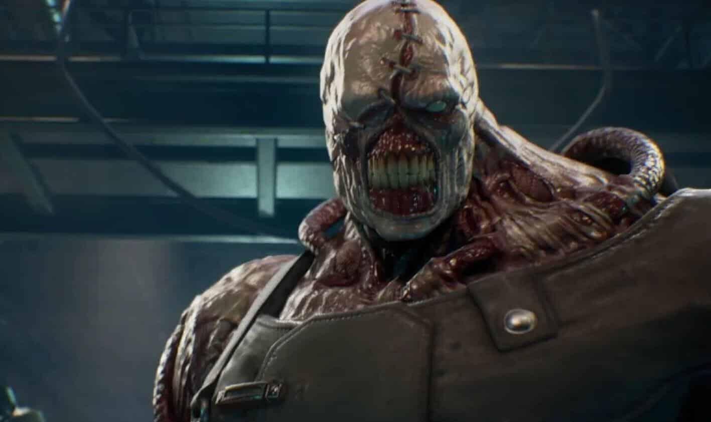 Resident Evil 3 Video Game Remake Playstation Artwork Leaked