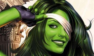 She-Hulk Marvel