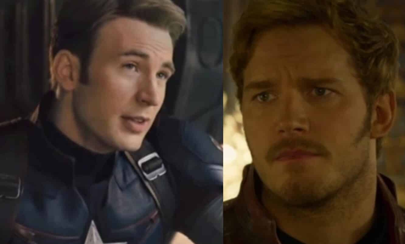 Star-Lord Captain America