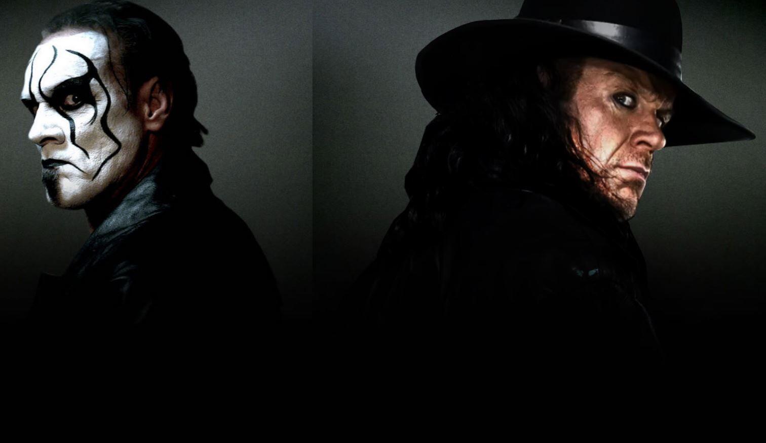 Sting Undertaker WWE