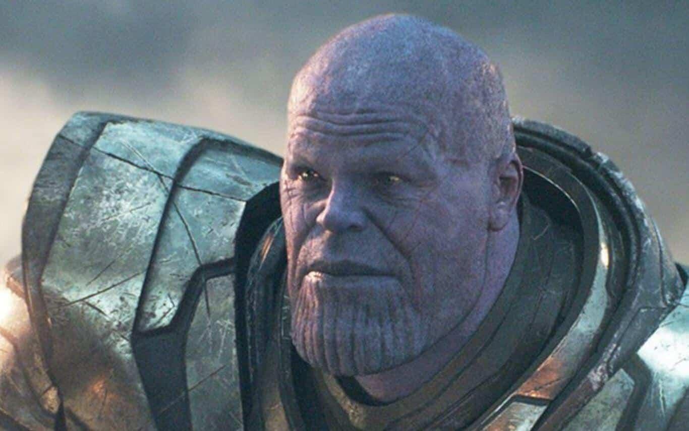 Thanos Avengers: Endgame