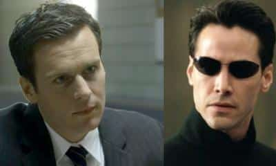 The Matrix 4 Jonathan Groff