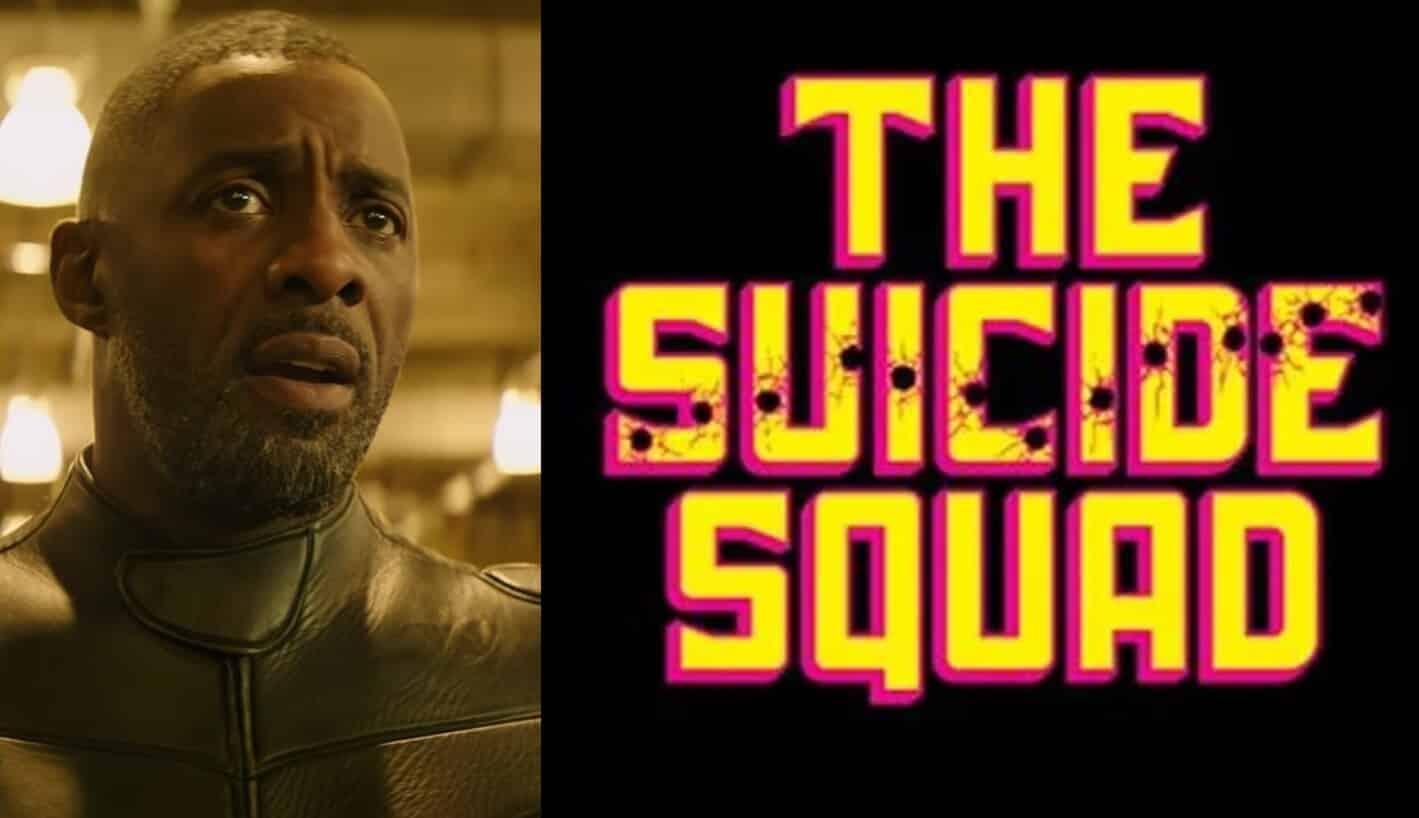 The Suicide Squad Idris Elba