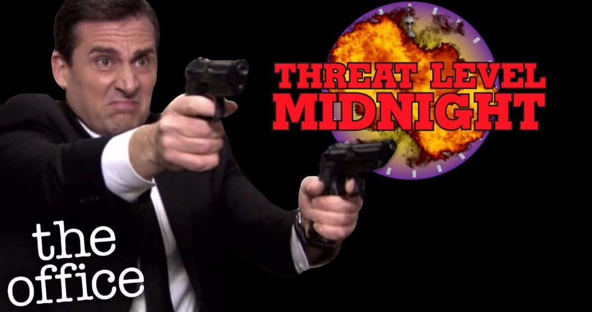 Threat Level Midnight The Office