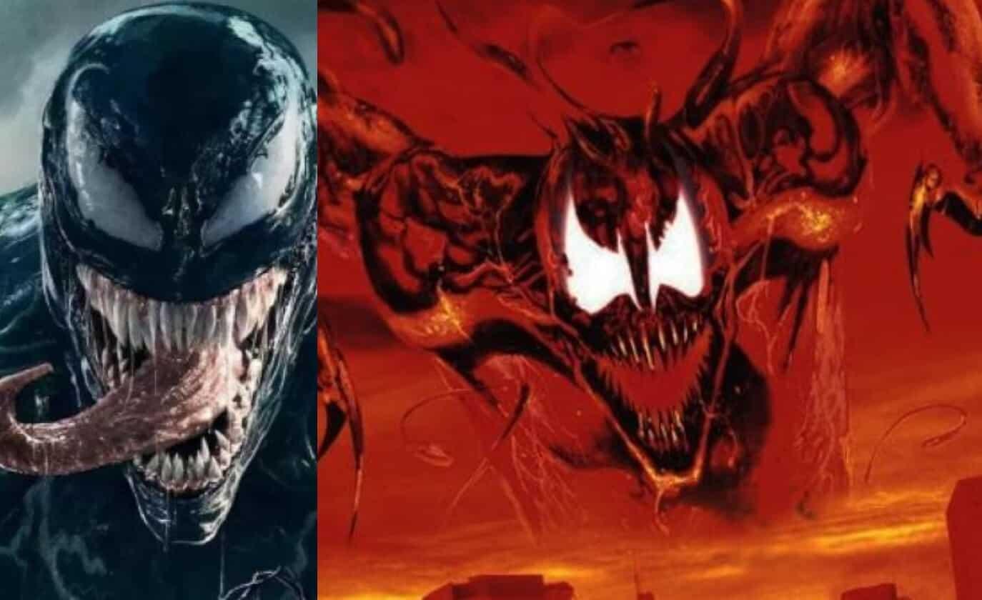 'Venom 2' Behind The Scenes Photos Tease Carnage