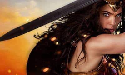 Wonder Woman 1984 Sword
