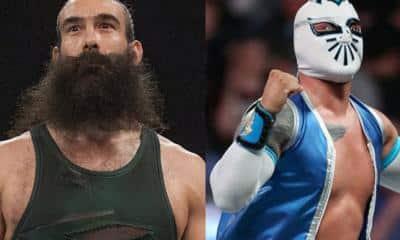 WWE Luke Harper Sin Cara