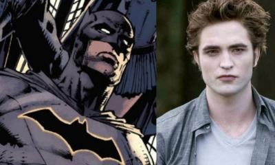 Batman Bruce Wayne Robert Pattinson