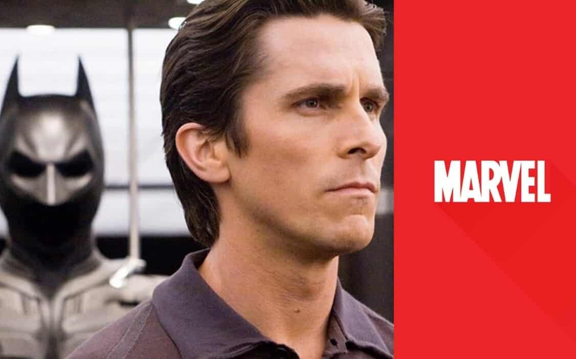 Batman Christian Bale Marvel