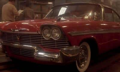 Christine Movie Car