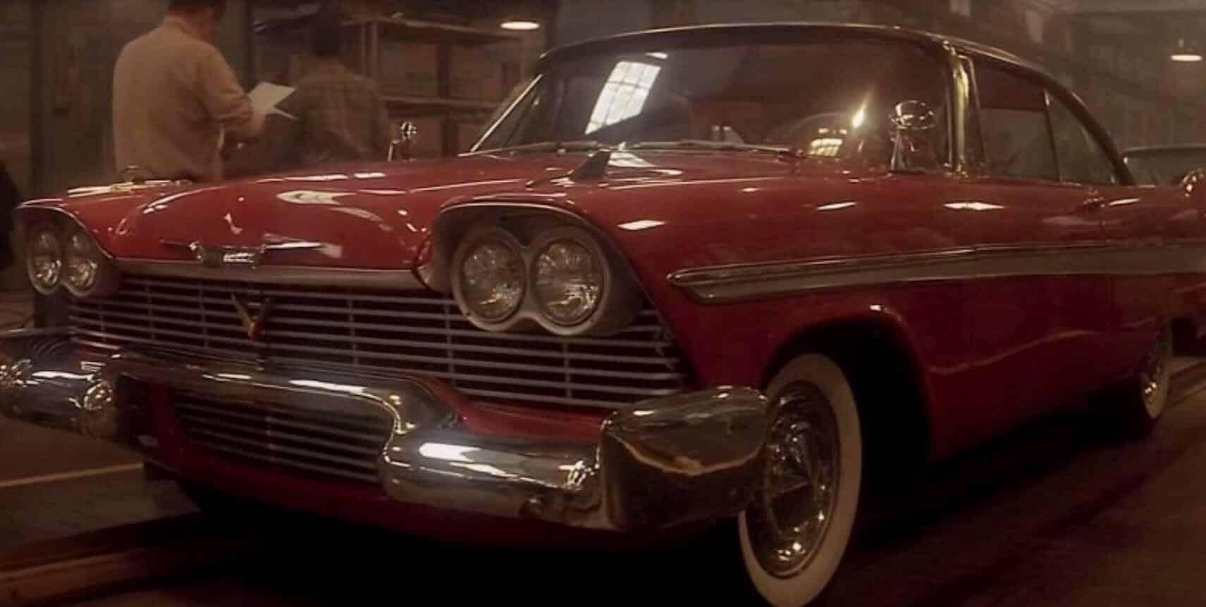 Christine Movie Car