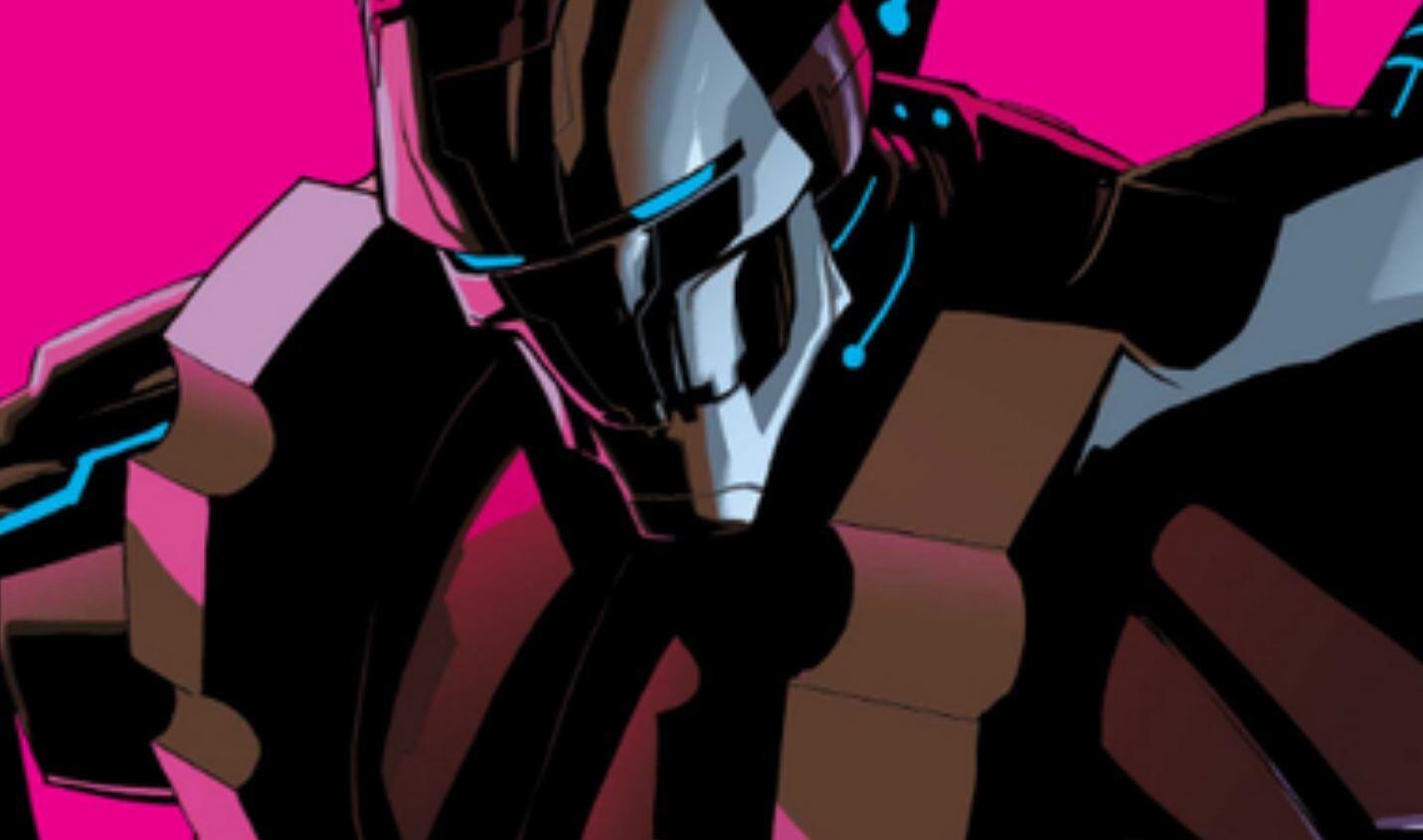 Marvel Comics Iron Man 2020