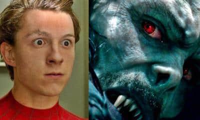 Morbius Spider-Man: Homecoming