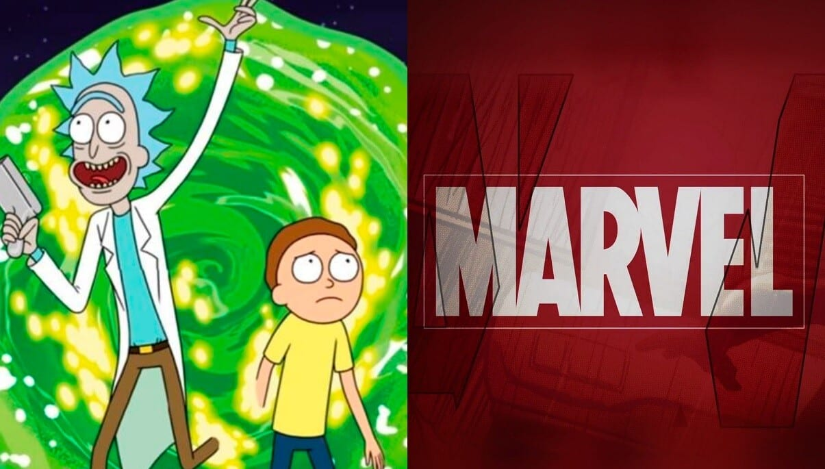 Rick And Morty Marvel