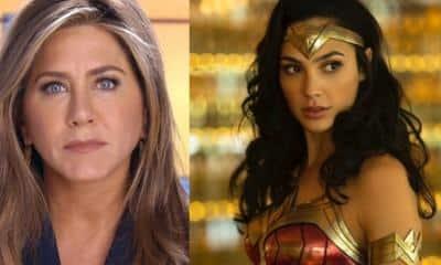 Wonder Woman Jennifer Aniston