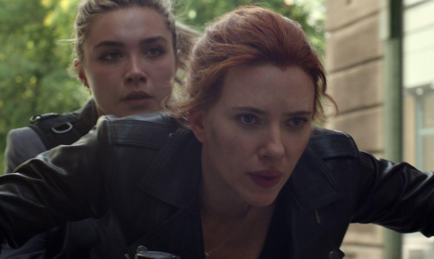 Marvel Reveals New Look At Black Widow Movie