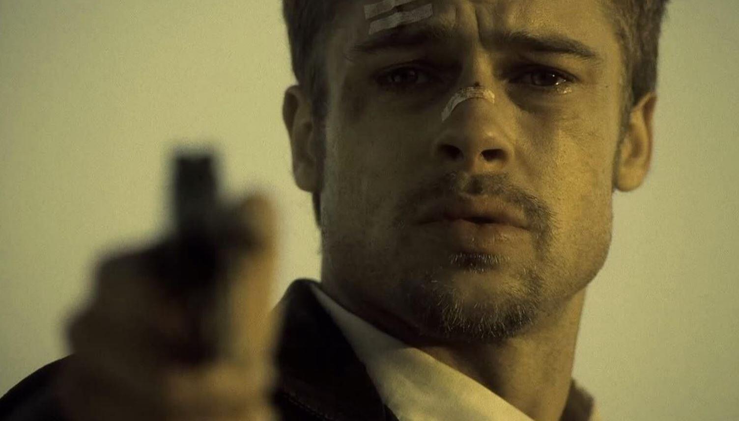 Se7en Brad Pitt