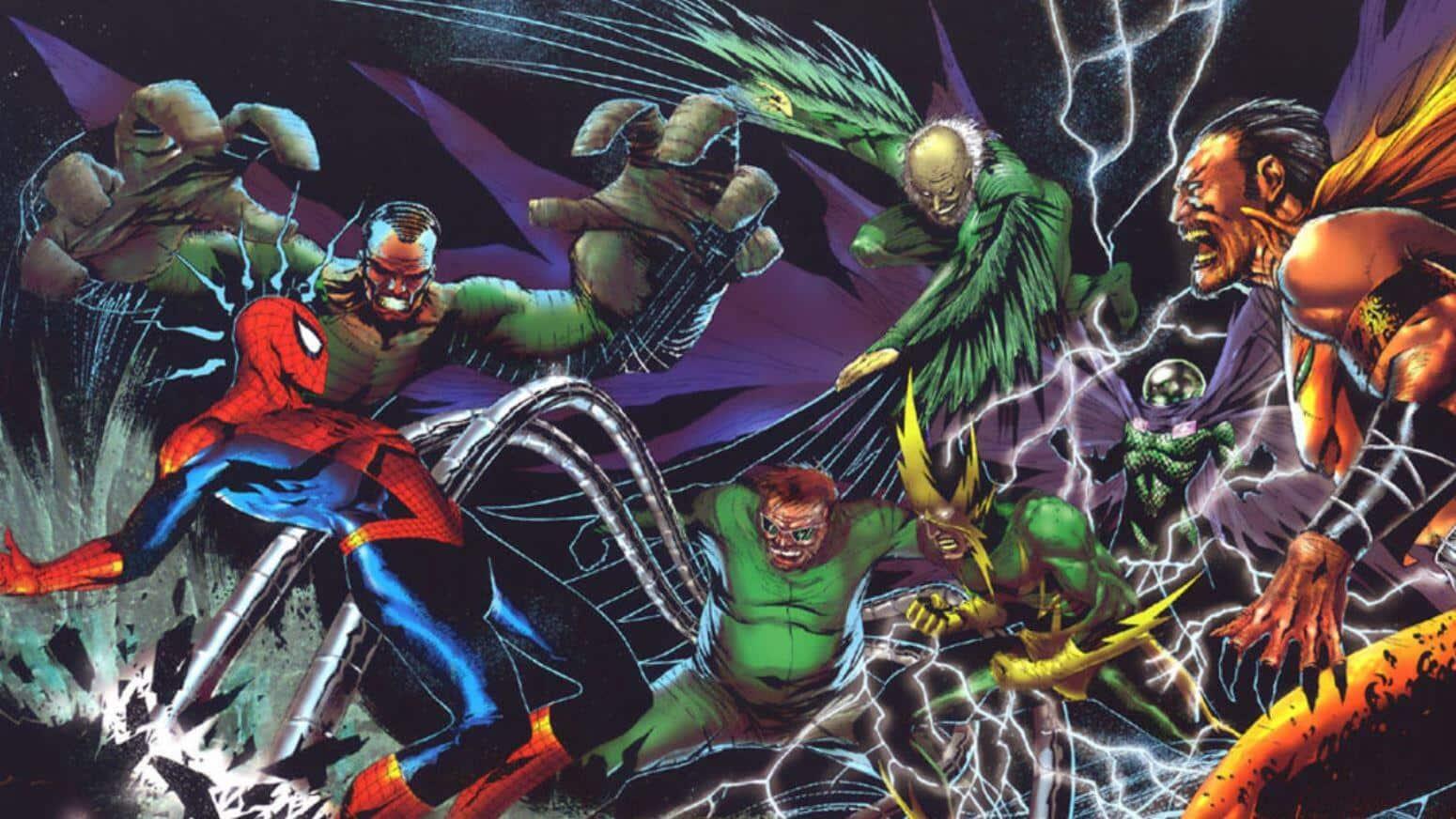 Sinister Six Movie