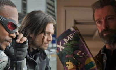 The Falcon And The Winter Soldier X-Men