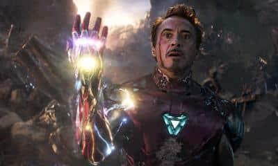 Tony Stark Death Avengers: Endgame