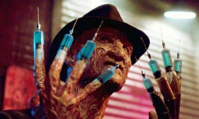 A Nightmare On Elm Street 3 Robert Englund Freddy Krueger