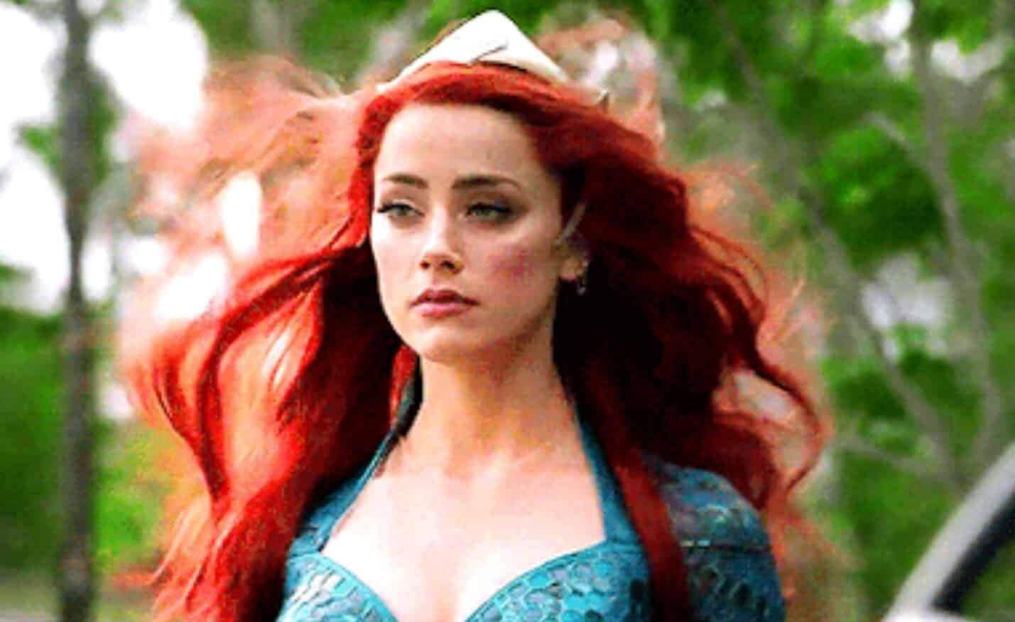 Amber Heard Aquaman 2