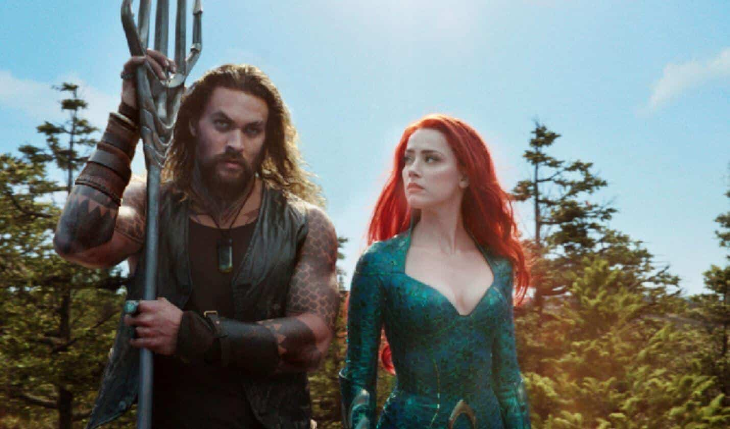 Petition To Remove Amber Heard From 'Aquaman 2' Gains Momentum