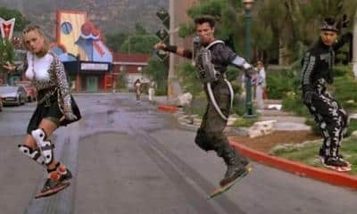 Back To The Future 2 Stuntwoman Cheryl Wheeler-Dixon