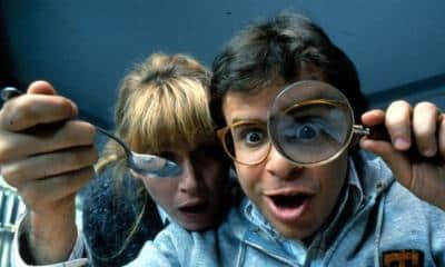 Honey, I Shrunk The Kids Rick Moranis