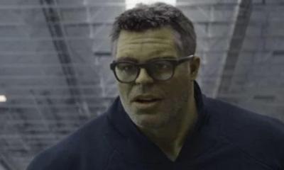 Hulk Mark Ruffalo MCU