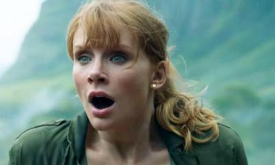 Jurassic World 3 Bryce Dallas Howard