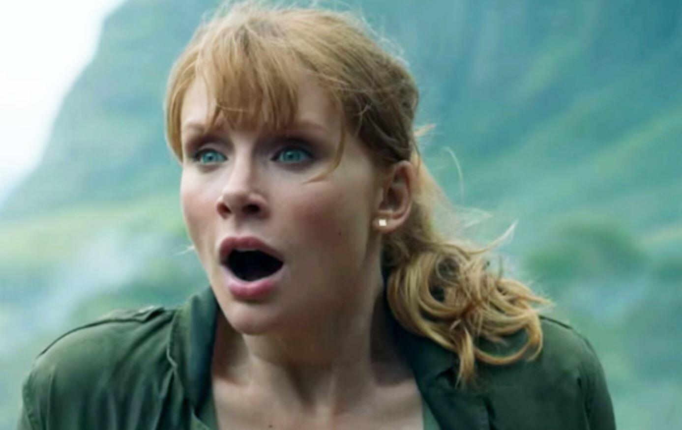 Jurassic World 3 Bryce Dallas Howard