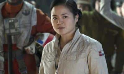Kelly Marie Tran Star Wars The Rise Of Skywalker