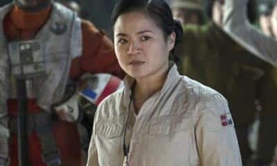 Kelly Marie Tran Star Wars The Rise Of Skywalker