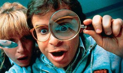 Rick Moranis Honey I Shrunk The Kids