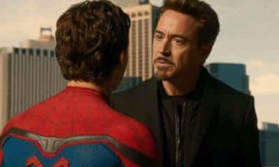 Robert Downey Jr. Spider-Man